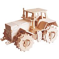 preiswerte Spielzeuge & Spiele-3D - Puzzle / Holzpuzzle Heimwerken 1 pcs Kinder Unisex Geschenk