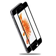 Недорогие Защитные плёнки для экрана iPhone-Защитная плёнка для экрана для iPhone 7 Закаленное стекло 1 ед. Против отпечатков пальцев Ультратонкий Взрывозащищенный 2.5D закругленные