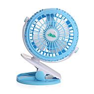 Jidian f198 ventilator usb mini oplader kleine ventilator draagbare slaapzaal bureaublad grote wind mute fan