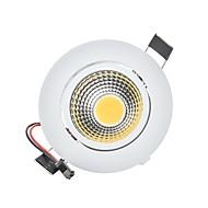 tanie Żarówki LED podtynkowe-3W 250 lm 2G11 Oświetlenie downlight LED Do zabudowy 1 Diody lED COB Przysłonięcia Dekoracyjna Ciepła biel Zimna biel AC 220-240V AC