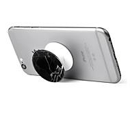 abordables Accesorios Universales para Teléfono Móvil-Montaje para Soporte de Teléfono Escritorio Rotación 360º Soporte Ajustable Policarbonato for Teléfono Móvil