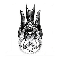 cheap Temporary Tattoos-1 pcs Tattoo Stickers Temporary Tattoos Totem Series Waterproof / Non Toxic Body Arts Arm