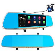 Недорогие Видеорегистраторы для авто-1080p / full hd 1920 x 1080 детектор движения / автомобиль dvr 170 градусов широкий угол 7 дюймов ips тире камера с ночным виджетом автомобильный рекордер / g-сенсор
