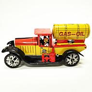 저렴한 -장난감 자동차 태엽 장난감 탱커 오피스 / 비즈니스 차 철 메탈 빈티지 레트로 노스탤지어 1 pcs 조각 아동용 장난감 선물