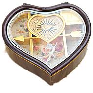 preiswerte Spielzeuge & Spiele-Spieluhr Spielzeuge Herz ABS Stücke Unisex Geschenk