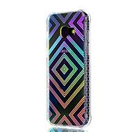 Недорогие Чехлы и кейсы для Galaxy A5(2017)-Кейс для Назначение SSamsung Galaxy A5(2017) A3(2017) Защита от удара Покрытие Полупрозрачный С узором Кейс на заднюю панель