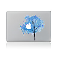 1 db Karcolásvédő Virág Átlátszó szintetikus Matrica Minta MertMacBook Pro 15'' with Retina MacBook Pro 15 '' MacBook Pro 13'' with
