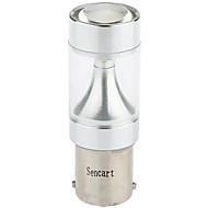billiga -SENCART 2pcs BA15S(1156) / P21W / 1156 Bilar Glödlampor 30W SMD LED 800-1500lm LED Blinkers For Universell