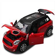 abordables Coches y miniaturas de juguete-MZ Maqueta de coche Vehículo de construcción Música y luz Chico Chica Juguet Regalo