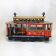 저렴한 -장난감 자동차 태엽 장난감 오피스 / 비즈니스 철 메탈 빈티지 레트로 1 pcs 조각 아동용 장난감 선물