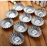 お買い得  キッチン用小物-ベークツール アルミニウム合金 ケーキ / クッキーのための 耐熱皿セット 1個