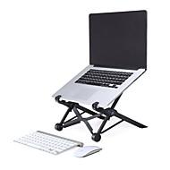 Недорогие Подставки и стенды для MacBook-Складной Регулируемая подставка Macbook Ноутбук Для планшета Другое для ноутбука Other пластик Macbook Ноутбук Для планшета Другое для