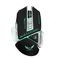 preiswerte Mäuse-ZERODATE Mit Kabel Gaming Mouse DPI Adjustable Hinterleuchtet Programmierbar 1200/1600/2000/2400/3200