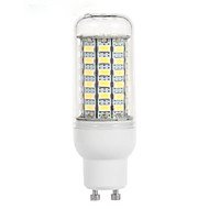 4.5W GU10 LED Corn Lights 69 LEDs SMD 5730 Cold White 200-300lm 6500K AC 220-240V