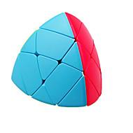 Rubikin kuutio Pyramorphix Tasainen nopeus Cube Rubikin kuutio Sileä tarra Muovit Kolmia Lahja