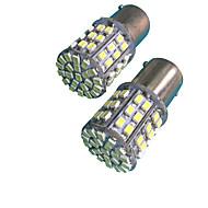 Недорогие Задние фонари-1156 Автомобиль Лампы 10W SMD 1012 800lm Светодиодная лампа Задний свет