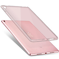 cheap iPad Accessories-For Case Cover Transparent Back Cover Case Solid Color Soft TPU for Apple iPad Pro 9.7''