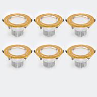 LED Deckenstrahler Warmes Weiß Kühles Weiß LED