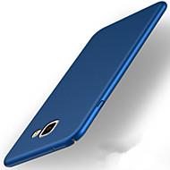 Недорогие Чехлы и кейсы для Galaxy A3(2017)-Кейс для Назначение SSamsung Galaxy A5(2017) A3(2017) Ультратонкий Матовое Кейс на заднюю панель Сплошной цвет Твердый ПК для A3 (2017)