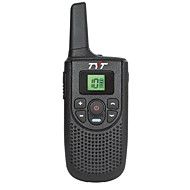 Tyt th-258 bærbar 2,5w ladbar liten mini multi kanaler mini leketøy gaver 3-5km toveis radio walkie talkie for barn