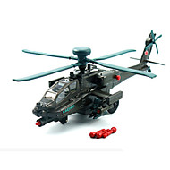 Vehicul cu Tragere Elicopter Jucarii Aeronavă Mașină Elicopter Aliaj Metalic Bucăți Unisex Cadou
