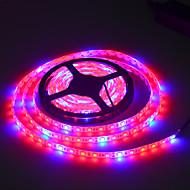 お買い得  -JIAWEN 5m 植物のライトストリップ 300 LED 5050 SMD マルチカラー 100-240 V / IP65
