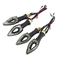abordables Intermitentes para Coche-Motocicleta Bombillas 6W SMD LED 600lm LED Luz de Intermitente