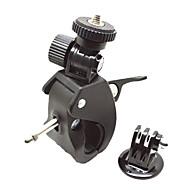 お買い得  スポーツカメラ & GoPro 用アクセサリー-Handlebar Mount 屋外 / パータブル / 調整可 ために アクションカメラ ゴプロ6 / すべてのアクションカメラ / フリーサイズ サイクリング / バイク / 日常使用 / バイク PC / 混合材 - 1 pcs / Gopro 5 / SJCAM