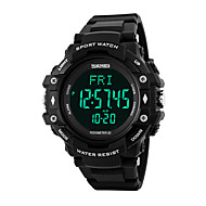 billige Sportsure-Herre Sportsur Kjoleur Smartur Modeur Armbåndsur Unik Creative Watch Digital Watch Kinesisk Digital Kalender Kronograf Pulsmåler