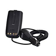 preiswerte -Für tyt f5 Auto-Ladegerät Batterie Eliminator Walkie Talkie Schinken Radio HF Transceiver
