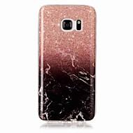 tanie Galaxy S5 Etui / Pokrowce-Kılıf Na Samsung Galaxy S8 Plus S8 IMD Etui na tył Marmur Miękkie TPU na S8 S8 Plus S7 edge S7 S6 edge S6 S5 S4 S3