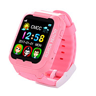 preiswerte Aktuelle Tech-Trends-Herrenuhren GPS Spiele Touchscreen Wasserdicht Verbrannte Kalorien Schrittzähler Kamera Distanz Messung APP-Steuerung SOS Multifunktion