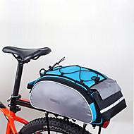 お買い得  -ROSWHEEL 自転車用リアバッグ 屋外, 後ポケット 自転車用バッグ 600Dポリエステル 自転車用バッグ サイクリングバッグ サイクリング / バイク