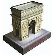 お買い得  おもちゃ & ホビーアクセサリー-3Dパズル ペーパーモデル 有名建造物 DIY コートボール紙 子供用 男女兼用 ギフト