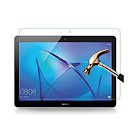 رخيصةأون واقيات الشاشات-حامي الشاشة إلى Huawei Huawei MediaPad T3 10(AGS-W09, AGS-L09, AGS-L03) زجاج مقسي 1 قطعة حامي شاشة أمامي 9Hقسوة
