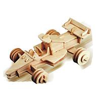 preiswerte Spielzeuge & Spiele-3D - Puzzle Metallpuzzle Holzmodelle Modellbausätze Auto Heimwerken Naturholz Klassisch 6 Jahre alt und höher