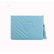 olcso iPad tokok-Alma ipad (2017) pro 9.7 '' tok burkolattal állva flip automatikus alvás / ébredés teljes test tok szív kemény pu bőr levegő air2 ipad234