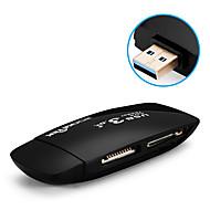 tanie Czytnik kart-CompactFlash SD/SDHC/SDXC MicroSD/MicroSDHC/MicroSDXC/TF USB 3.0 USB Czytnik kart