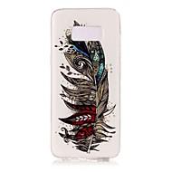 Назначение Чехлы панели Сияние в темноте С узором Задняя крышка Кейс для Ловец снов Мягкий Термопластик для Samsung S8 S8 Plus