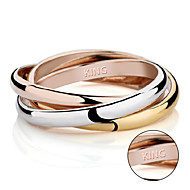 olcso Egyedi minták és ajándékok-Titanium Acél---Gyűrűk-Személyre szabott ajándékot