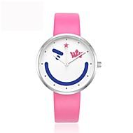 Mujer Niños Reloj de Pulsera Llavero Reloj Reloj Pulsera Reloj creativo único Reloj Casual Chino Cuarzo Resistente al Agua Cuero Auténtico