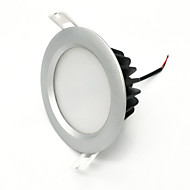 abordables Luces Descendentes-ZDM® 7W 14 LED Luces LED Descendentes Blanco Cálido Blanco Fresco Blanco Natural AC85-265 AC 12V
