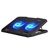 Verstellbarer Ständer Steady Laptop Stand Andere Laptop MacBook Laptop Stehen Sie mit Kühlventilator Metall