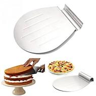 お買い得  キッチン用小物-ベークツール ステンレス+ABS樹脂 / ステンレス鋼 / ステンレス鋼 / 鉄 焦げ付き防止 / ベーキングツール / 非粘着性 パン / ケーキ / クッキー ケーキ型 1個