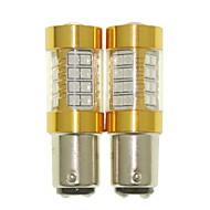 abordables -SENCART 1157 Moto Ampoules électriques 36W SMD 3030 1500-1800lm Ampoules LED Phare arrière