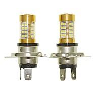 abordables -SENCART 2pcs P43T Automatique Ampoules électriques 36W SMD 3030 1500-1800lm Ampoules LED Feu Antibrouillard