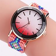 Damskie Modny Zegarek na nadgarstek Unikalne Kreatywne Watch Na codzień Chiński Kwarcowy Plastic Pasmo Tęczowy Na co dzień Kreatywne