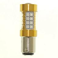 Недорогие Сигнальные огни для авто-Sencart 1pcs 1142 ba15d мигающая лампочка светодиодный фонарик для лампы поворота автомобиля (белый / красный / синий / теплый белый) (dc