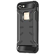 Fall für iphone 7 7 plus Fallabdeckungs-PC-Material aufgeteilter Anti-drop Rüstungstelefonkasten für iphone 6 6s 6 plus 6s plus 5 5s se