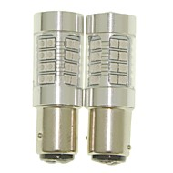 abordables -SENCART BA15D (1142) Moto / Automatique Ampoules électriques 36W SMD 3030 1500-1800lm Ampoules LED Éclairage extérieur